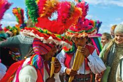 El Smithsonian da la bienvenida al Perú al Festival Folklife 2015