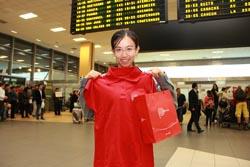 Ganadora de concurso de castellano en televisión china llegó al Perú