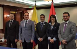 Perú y Ecuador logran acuerdo en materia de obstáculos técnicos para facilitar el comercio bilateral