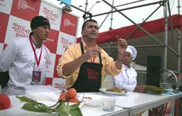 Reconocidos chefs brindarán clases magistrales durante feria gastronómica Perú, Mucho Gusto Tumbes