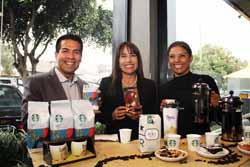 """Ministra Magali Silva: """"Café de Quillabamba ingresa a dos mil locales de Starbucks en Europa"""""""