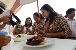Ministra Magali Silva: Perú, Mucho Gusto Tumbes abre sus puertas con gran acogida
