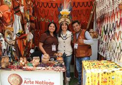 "Mincetur inaugura Feria ""Arte Nativa"" 2014 en Barranco"