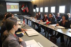 MINCETUR y MINTRA condujeron segunda reunión del Consejo de Asuntos Laborales en el marco del TLC entre Perú y Estados Unidos