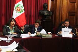 Ministra Silva expuso ante la Comisión de Relaciones Exteriores del Congreso los beneficios del Acuerdo de Asociación Transpacífico