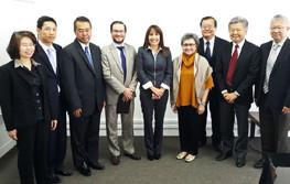 Ministra Silva y altos funcionarios del Ministerio de Comercio de Tailandia acordaron seguir avanzando hacia un Tratado de Libre Comercio