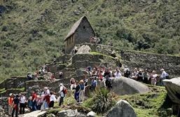Ministra Silva: Más de 1 millón 130 mil turistas extranjeros visitaron el Perú en el primer cuatrimestre de 2015