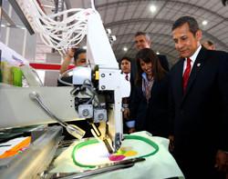 """Ministra Magali Silva: """"Perú concentra el 80% de la oferta de fibra de alpaca a nivel mundial"""""""