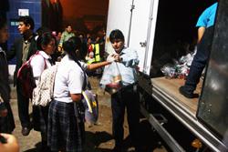 Mincetur llevó apoyo a más de 2,000 niños de colegios de Ate Vitarte y San Juan de Lurigancho