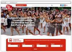 Ministra Magali Silva: PROMPERÚ firma acuerdo estratégico para compra de pasajes terrestres en sus portales web