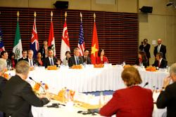 Ministra Silva cumple intensa agenda de trabajo en el marco de reuniones de APEC en China