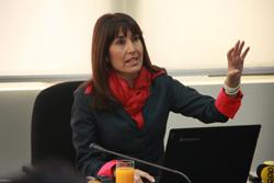 "Ministra Magali Silva: ""Tacna será el centro del comercio internacional"""