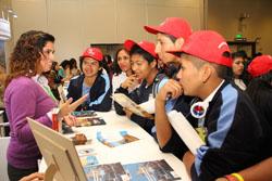 VIII Feria de Turismo Escolar y Universitario en Lima fue un éxito