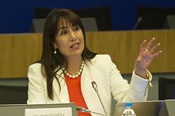 Ministra Magali Silva: Perú vive excelente momento para la inversión española