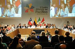 Ministra Silva: Empresarios peruanos asumen Presidencia Pro Témpore del Consejo Empresarial de la Alianza del Pacífico