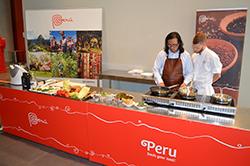 Fusión de cocina escandinava y peruana llena de sabor el Museo de las Culturas de Milán