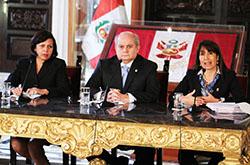 Ministra Magali Silva afirma que España se prepara para una cuarta ola de inversiones en el Perú
