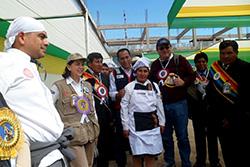 Mincetur interviene en zonas de influencia de los tambos para mejorar la ofertay los servicios turísticos en 11 regiones
