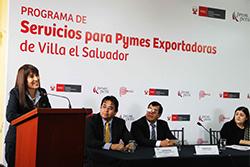 Ministra Magali Silva: Convenio entre DHL y PROMPERÚ contribuirá a internacionalizar pymes de todo el país