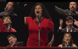 Disfruta del videoclip '#MásPeruanoQue 28 de julio', grabado con las voces de todos los peruanos por Fiestas Patrias
