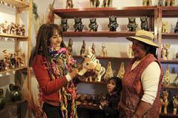Localidad de Pucará luce remozada con estrategia de intervención del MINCETUR y espera recibir un mayor número de turistas