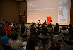 "Ministra Magali Silva: ""Milán disfrutó de una excelente velada literaria gracias a jóvenes narradores peruanos"""
