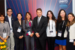Altos funcionarios de la OMT destacan impulso del Perú por desarrollo de la gastronomía