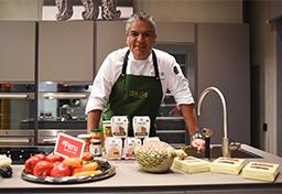 Chef José del Castillo preparó en Milán cocina tradicional limeña y casera