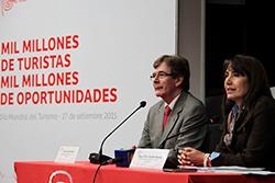 """Ministra Magali Silva: """"Turismo en el Perú genera más de 1 millón de empleos y representa el 4% del PBI"""""""