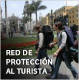 Red de protección al turista