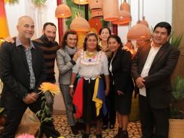 Artesanía de decoración de tres regiones se expone en CASACOR 2015 promovidas por Mincetur
