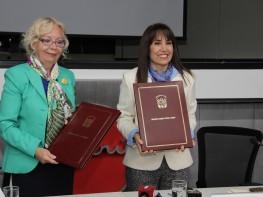 Perú y la Comisión Económica Euroasiática acuerdan fortalecer la cooperación comercial