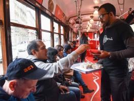 Ciudadanos de Milán degustarán platillos emblemáticos peruanos en tranvía de la ciudad