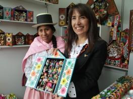 Feria De Nuestras Manos 2015 se abre al público para ofrecer lo mejor de la artesanía en San Isidro