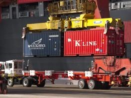 Exportaciones de la minería no metálica y agro exportaciones crecieron 2,6% y 1,2% hasta agosto, respectivamente
