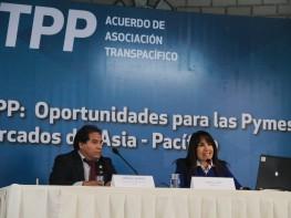 Mincetur instalará mesa de diálogo con las PYME exportadoras para difundir y aprovechar beneficios del TPP