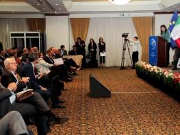 Ministra Silva: visita de primer ministro italiano y delegación de empresarios fortalecerá intercambio comercial
