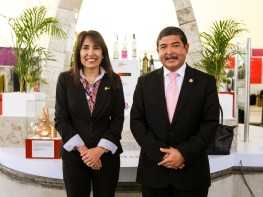 Ministra Magali Silva destaca potencial de Tacna para las exportaciones con valor agregado en Foro sobre inversión