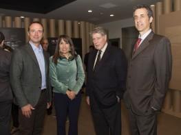 Ministra Magali Silva inaugura muestra 'Perú en la Bienal de Venecia'