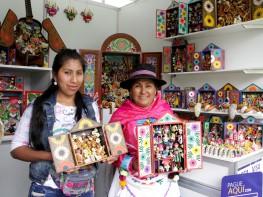 S/.730 mil en ventas directas obtienen artesanos en feria De Nuestras Manos organizada por Mincetur