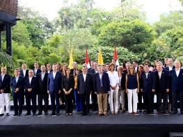 Ministra Magali Silva: Perú y Colombia avanzan en las relaciones comerciales y promoción del turismo