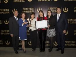 PROMPERÚ recibe premio Creatividad Empresarial 2015 por plataforma ¿Y tú qué planes?