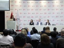 Pymes exportadoras se preparan para mejorar acceso a financiamiento, informó la Ministra Silva