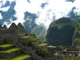 Machu Picchu es nominada a importante premio de la revista National Geographic Traveller
