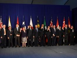 Líderes del TPP se reúnen por cierre de negociaciones