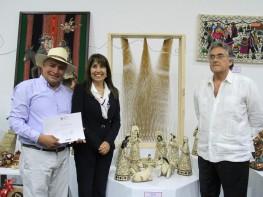 """Mincetur premia a """"Nacimiento de Cusco"""" en Concurso Nacional de Diseño de Artesanía"""