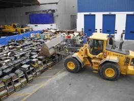 Mincetur destruyó 655 máquinas tragamonedas de uso ilegal