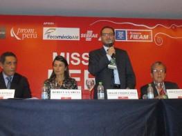 Mincetur lidera delegación de 21 empresas que participan en la V Misión Logística al Estado de Amazonas en Brasil