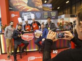 Stand peruano en FITUR 2016 combina destinos turísticos con insumos de nuestra variada oferta gastronómica