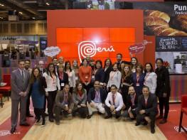 Perú logra exitosa participación en FITUR 2016